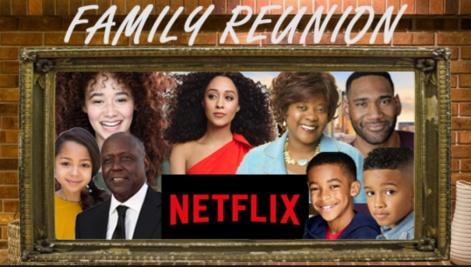 Family Reunion-Netflix