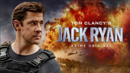 Jack Ryan-Amazon